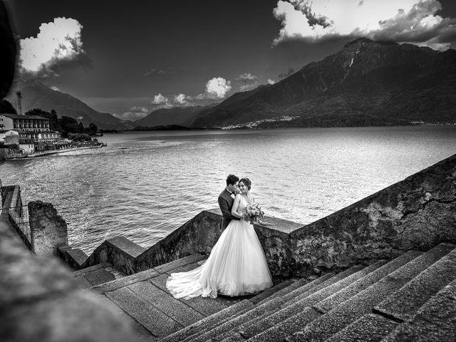 Il matrimonio di Stefan e Stephanie a Gravedona, Como 49