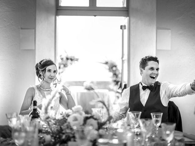 Il matrimonio di Stefan e Stephanie a Gravedona, Como 54