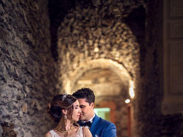 Il matrimonio di Stefan e Stephanie a Gravedona, Como 56
