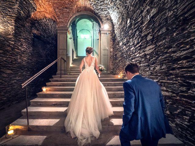 Il matrimonio di Stefan e Stephanie a Gravedona, Como 58