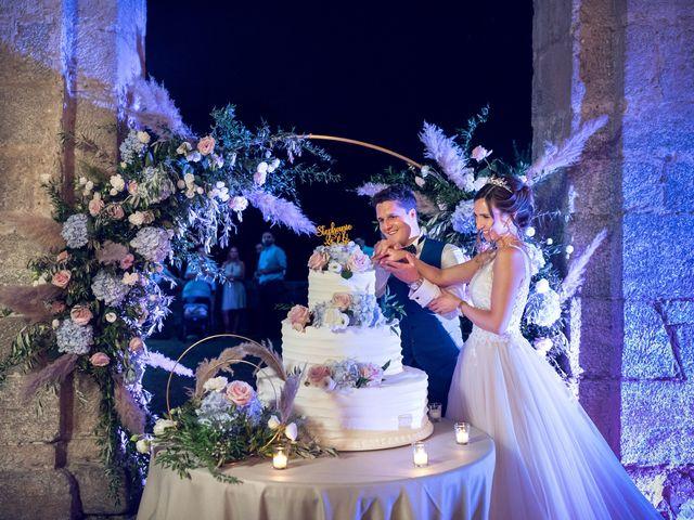 Il matrimonio di Stefan e Stephanie a Gravedona, Como 66