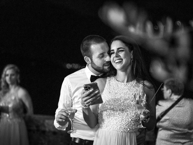 Il matrimonio di Stefan e Stephanie a Gravedona, Como 68