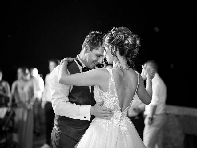 Il matrimonio di Stefan e Stephanie a Gravedona, Como 69