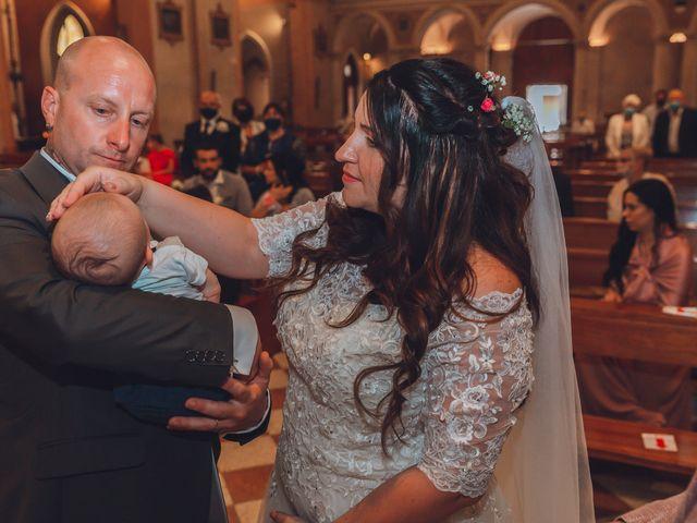 Il matrimonio di Roberto e Vanessa a Ferrara, Ferrara 32