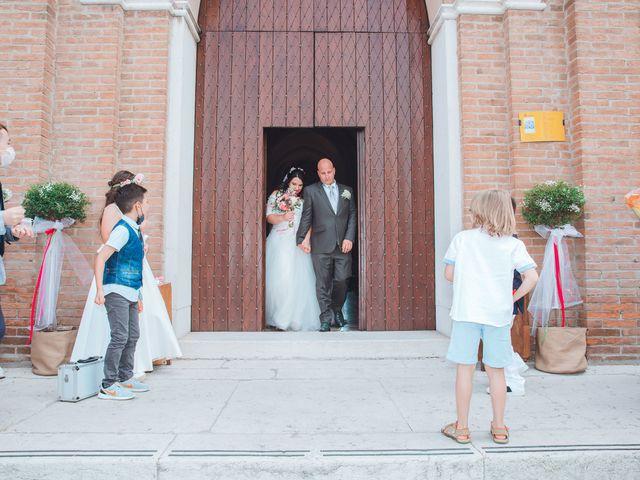 Il matrimonio di Roberto e Vanessa a Ferrara, Ferrara 33
