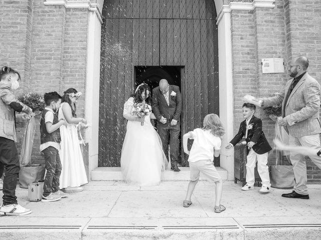 Il matrimonio di Roberto e Vanessa a Ferrara, Ferrara 34