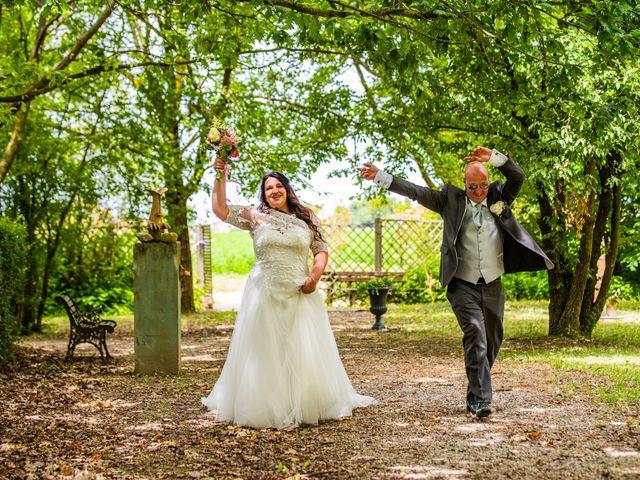 Il matrimonio di Roberto e Vanessa a Ferrara, Ferrara 36