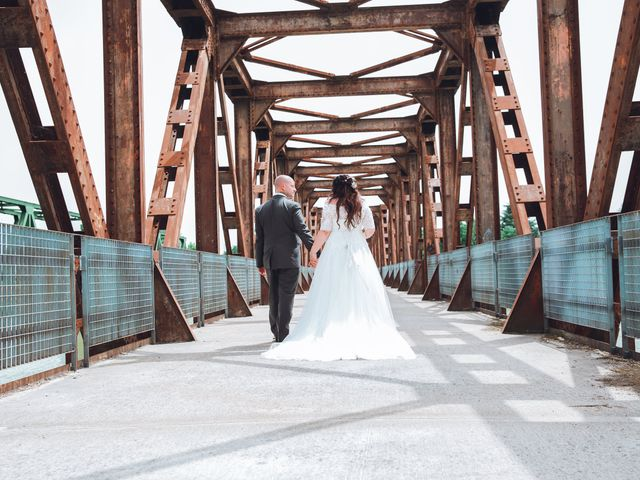 Il matrimonio di Roberto e Vanessa a Ferrara, Ferrara 42