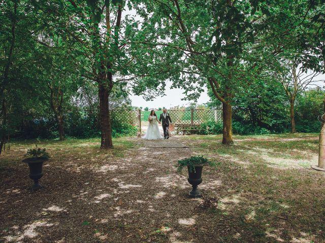 Il matrimonio di Roberto e Vanessa a Ferrara, Ferrara 43