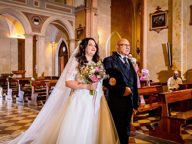 Il matrimonio di Roberto e Vanessa a Ferrara, Ferrara 57
