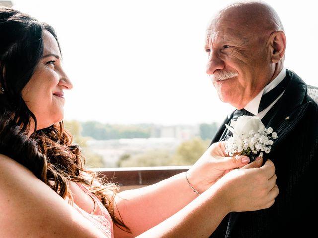 Il matrimonio di Roberto e Vanessa a Ferrara, Ferrara 58