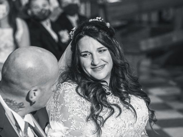 Il matrimonio di Roberto e Vanessa a Ferrara, Ferrara 61