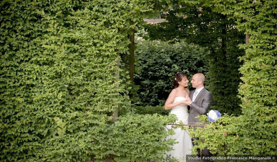 Il matrimonio di Nicolas e Raffaella a Parma, Parma