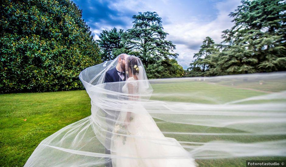 Il matrimonio di Matthias e Valentina a Lecco, Lecco