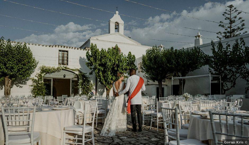 Il matrimonio di Dwayne e Federica a Noci, Bari