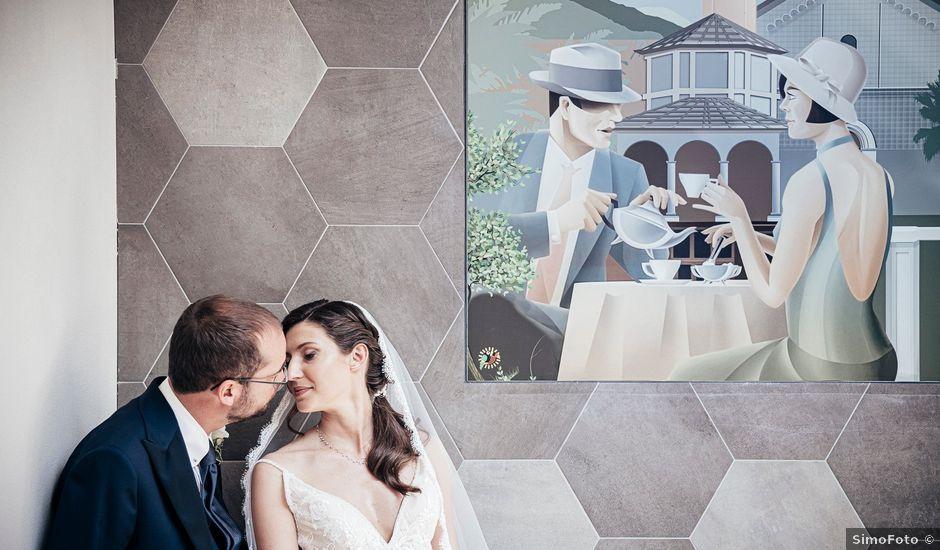 Il matrimonio di Luca e Serena a Stresa, Verbania