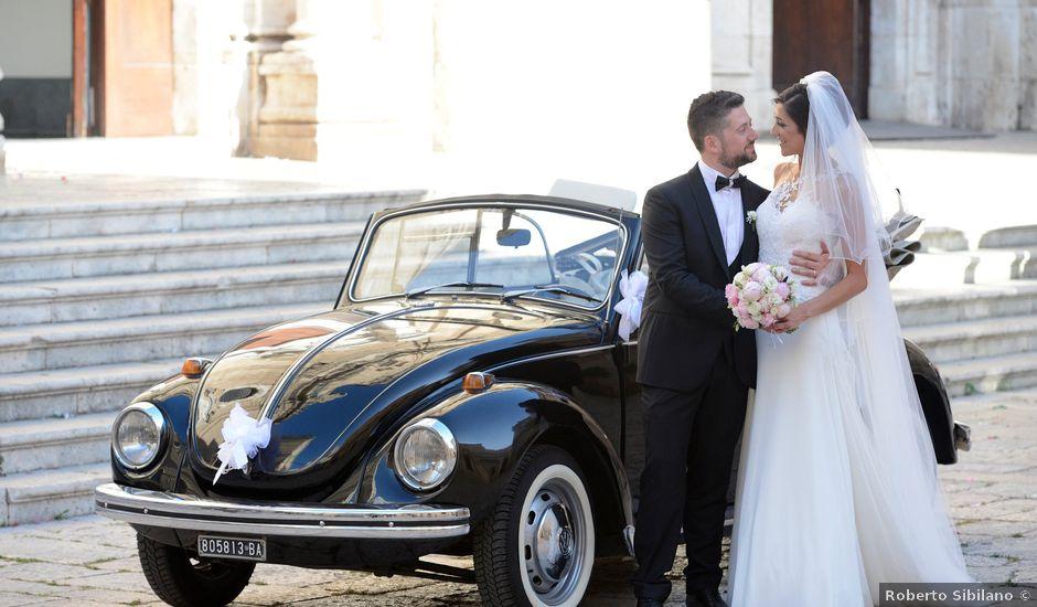 Il matrimonio di Rudi e Tiziana a Fasano, Brindisi