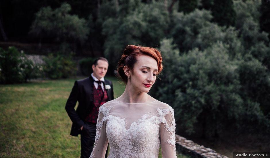 Il matrimonio di Enrico e Katiuscia a Sestri Levante, Genova