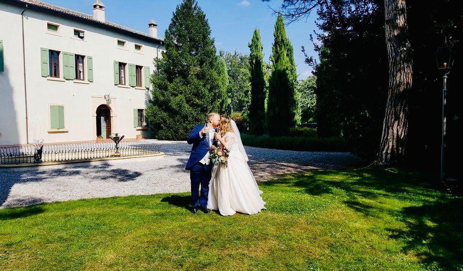 Il matrimonio di Alessandro  e Debora a Valeggio sul Mincio, Verona