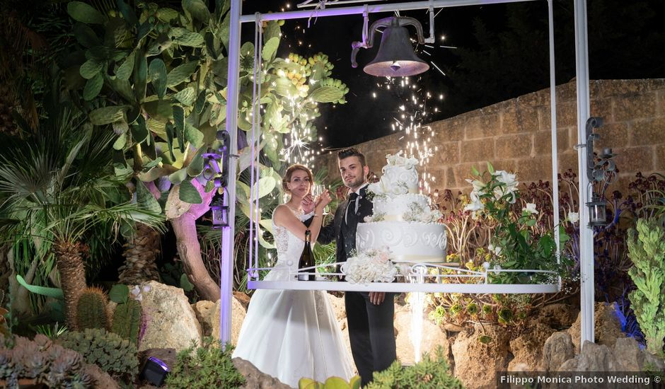 Il matrimonio di Dario e Damiana a Barrafranca, Enna