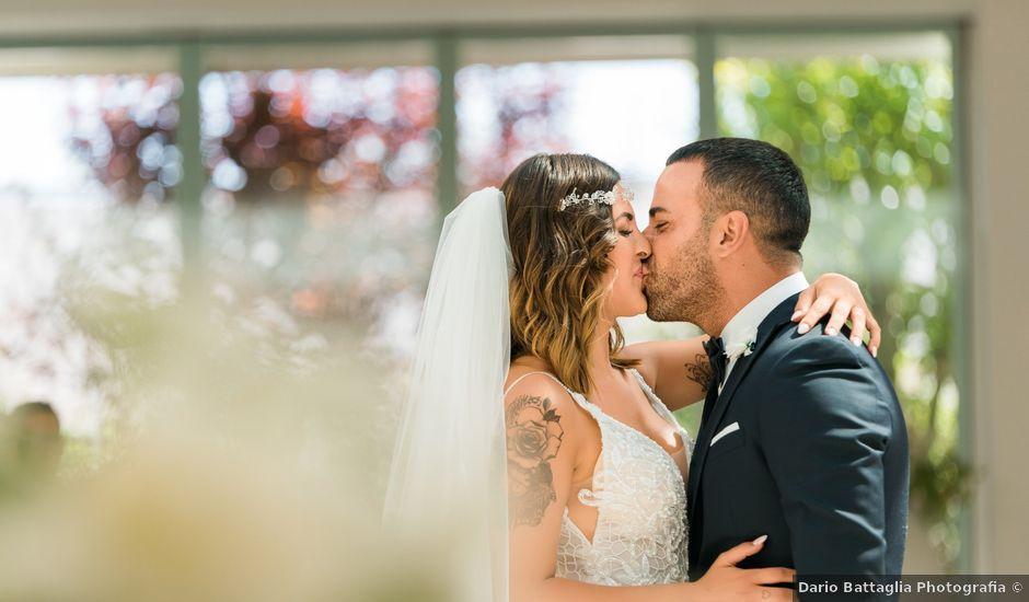 Il matrimonio di Marco e Ester a Bisceglie, Bari