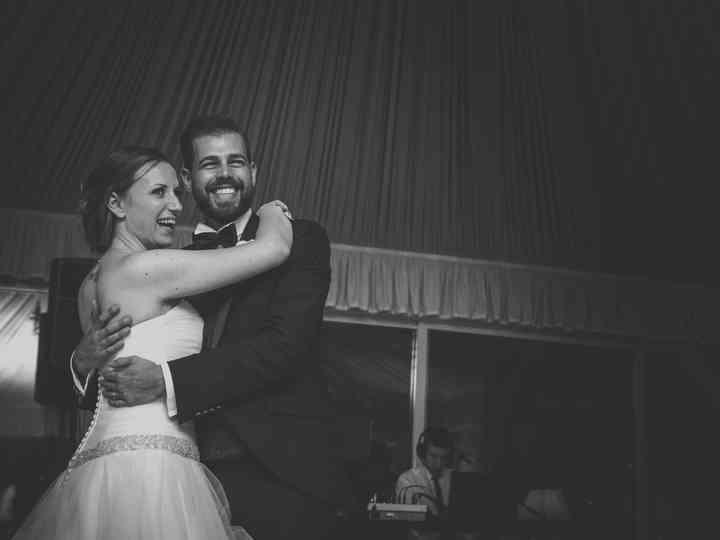 le nozze di Manuela e Matteo