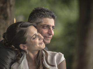 Le nozze di Massimiliano e Laura