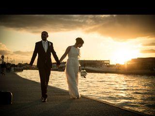 Le nozze di Caterina e Andres