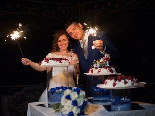 Le nozze di Linda e Matteo