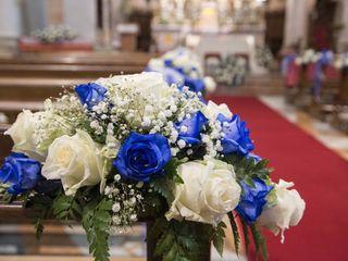 Le nozze di Samanta e Stefano 1