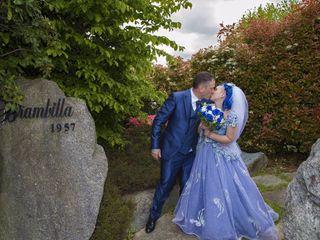 Le nozze di Samanta e Stefano
