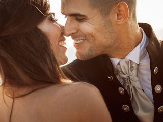 Le nozze di Linda e Vincent
