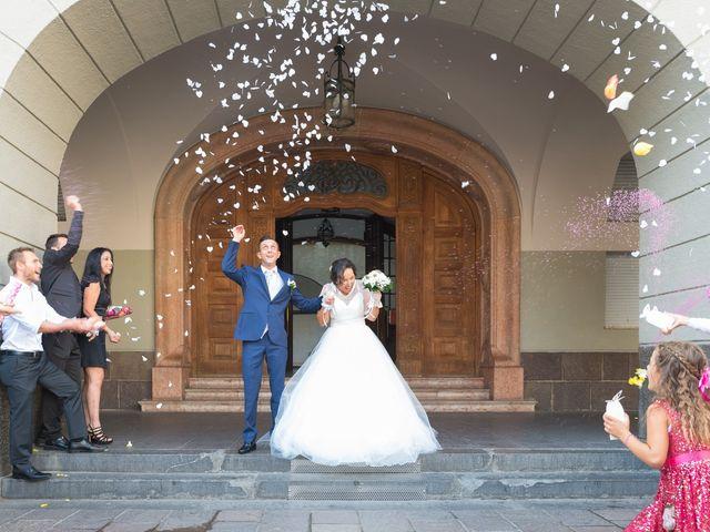 Il matrimonio di Soufia e Martin a Bolzano-Bozen, Bolzano 1