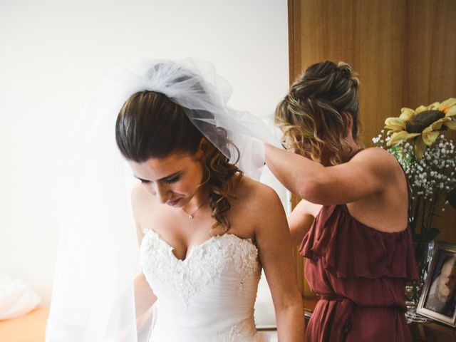 Il matrimonio di Matteo e Monica a Savignano sul Rubicone, Forlì-Cesena 3