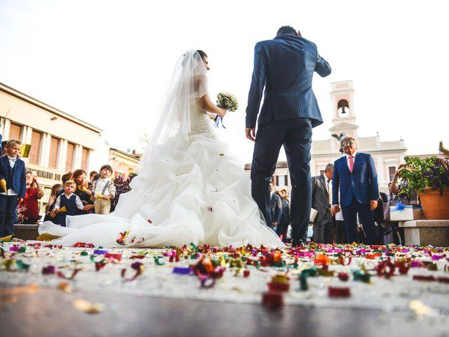 Il matrimonio di Matteo e Monica a Savignano sul Rubicone, Forlì-Cesena 5