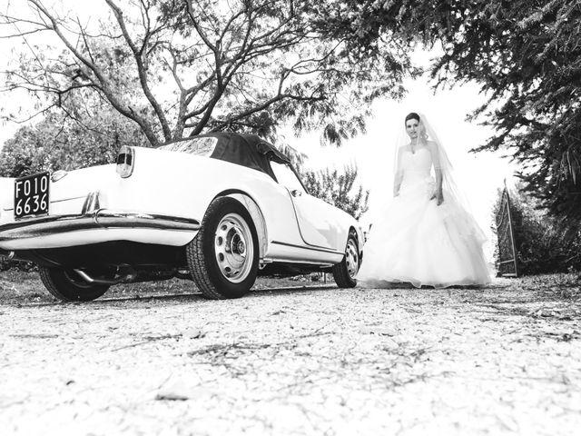 Il matrimonio di Matteo e Monica a Savignano sul Rubicone, Forlì-Cesena 9