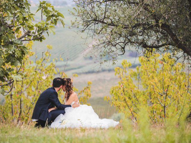 Il matrimonio di Matteo e Monica a Savignano sul Rubicone, Forlì-Cesena 10