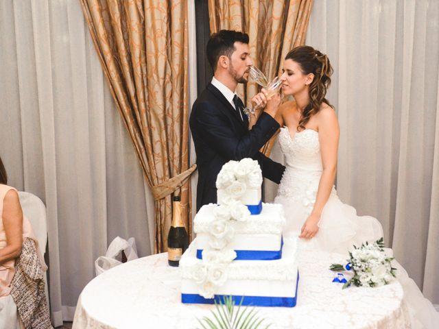 le nozze di Monica e Matteo