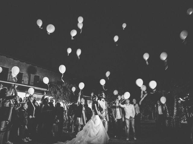 le nozze di Miky e Alessandro