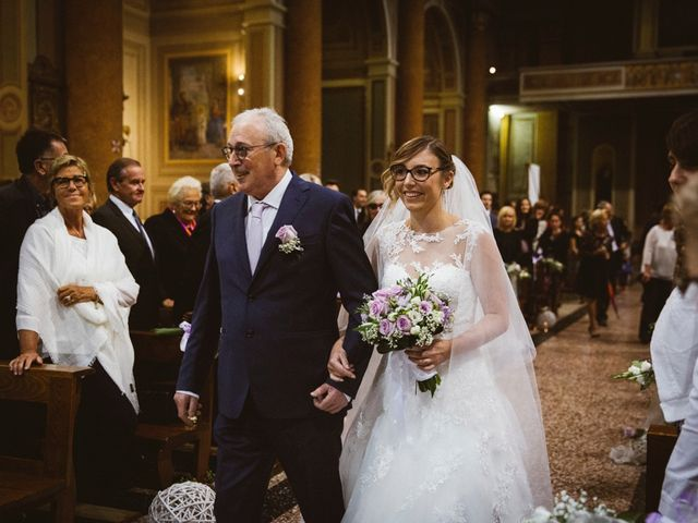 Il matrimonio di Filippo e Sara a Lonate Pozzolo, Varese 13