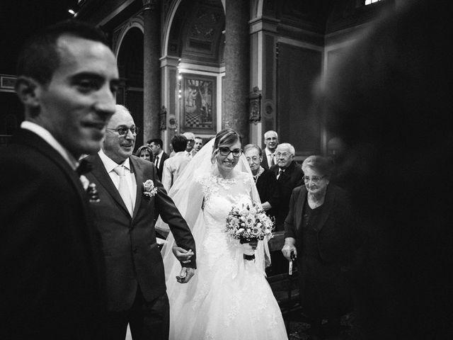 Il matrimonio di Filippo e Sara a Lonate Pozzolo, Varese 14
