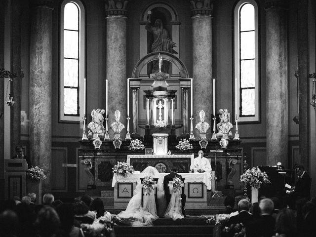 Il matrimonio di Filippo e Sara a Lonate Pozzolo, Varese 16