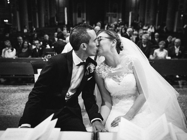 Il matrimonio di Filippo e Sara a Lonate Pozzolo, Varese 17