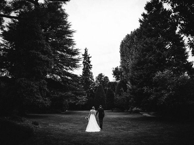 Il matrimonio di Filippo e Sara a Lonate Pozzolo, Varese 20