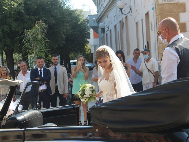 Il matrimonio di Alberto e Elena a San Donaci, Brindisi 1