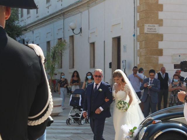Il matrimonio di Alberto e Elena a San Donaci, Brindisi 2