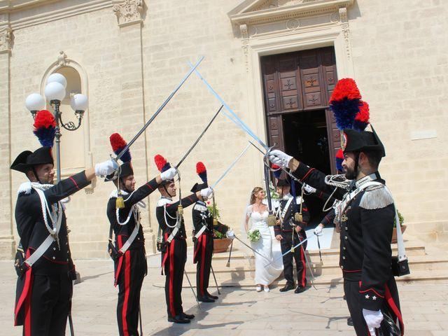 Il matrimonio di Alberto e Elena a San Donaci, Brindisi 6