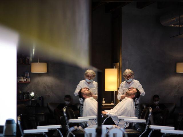 Il matrimonio di Marco e Chiara a Cazzago San Martino, Brescia 8
