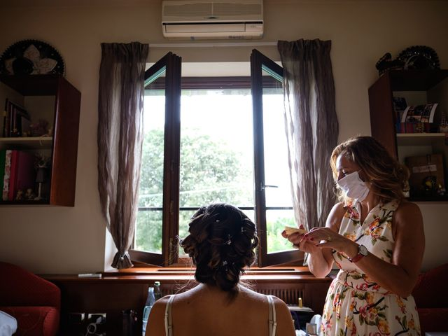 Il matrimonio di Marco e Chiara a Cazzago San Martino, Brescia 13