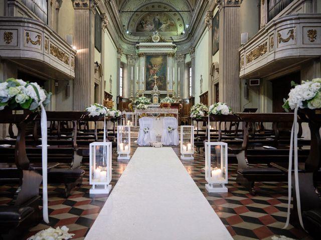 Il matrimonio di Marco e Chiara a Cazzago San Martino, Brescia 94